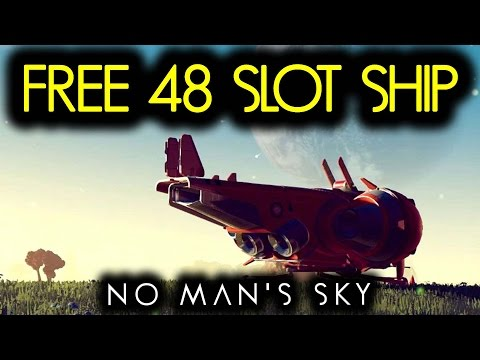 no mans sky max ship slots