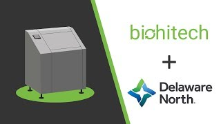 BioHiTech Digester at Delaware North