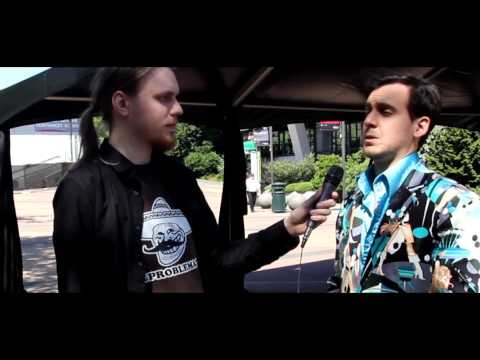 Interview with Bruno after TI4