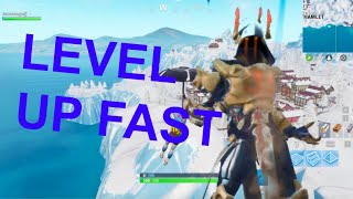 How to Level Up Ice King *FAST* - How to Complete Ice King Challenges - Fortnite Season 7