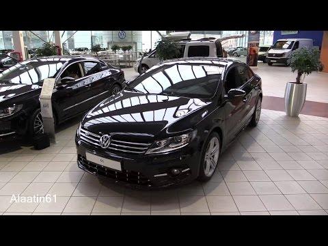Volkswagen CC R Line 2017 In Depth Review Interior Exterior