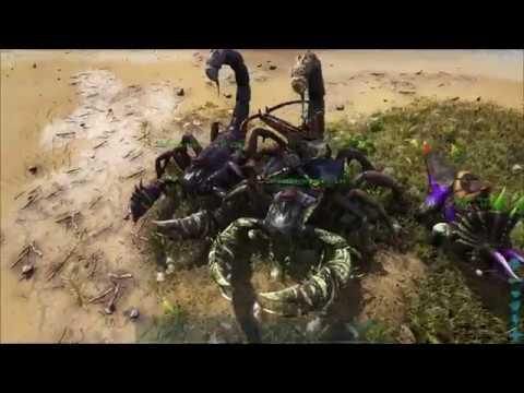 Ark SE | Colossuscorpius mod review