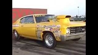 Conesville Dragway Rumble In The Stalks Old School Nostalgia Run Whatever U Brung Drag Racing