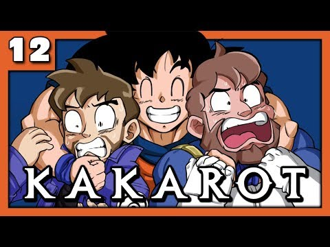 Ginyu Tokusentai! | DragonBall Z Kakarot Part 12 - TFS Gaming