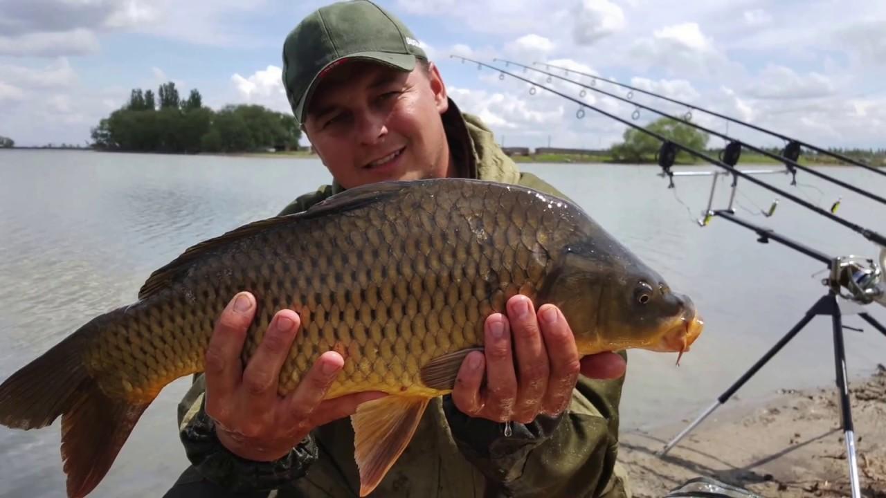 Рыбалка на озерах в киргизии