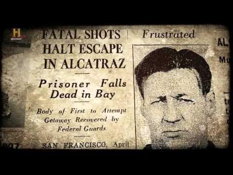 Az Alcatrazban: A szikla legendái- dokumentumfilm