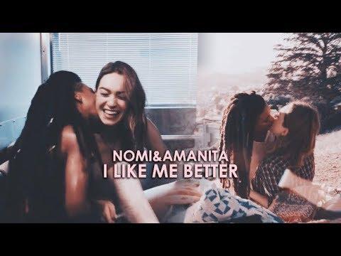 Nomi & Amanita | I like me better (for...