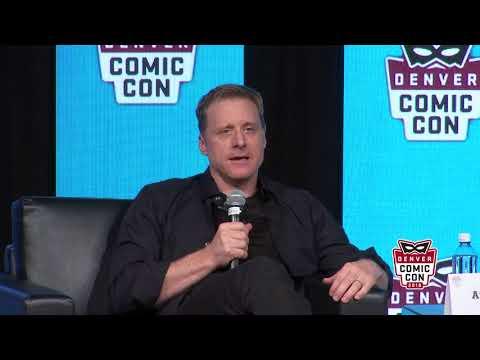 DCC'18: Alan Tudyk Full Panel