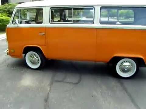1979 Volkswagen Bus - Original Transporter - Bay Window Survivor