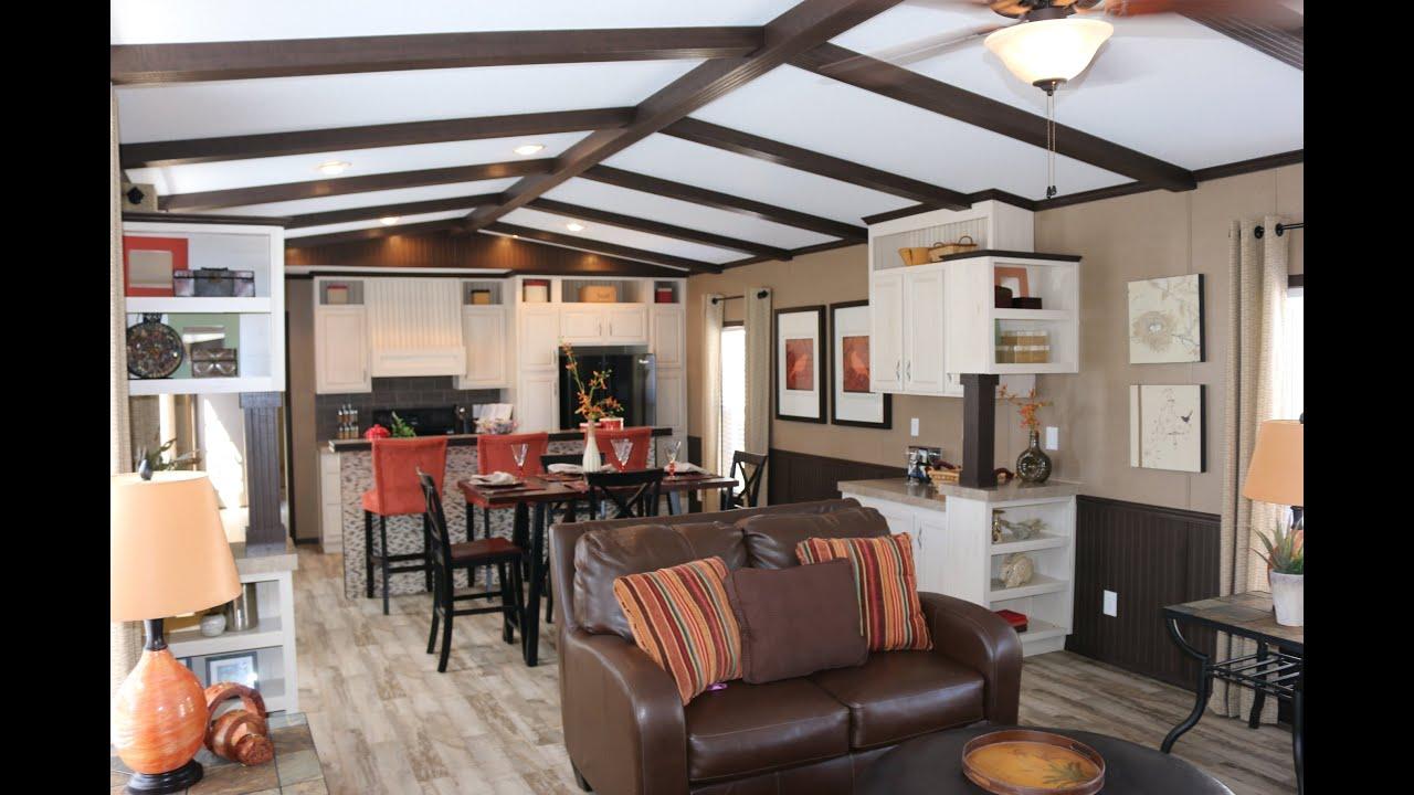 14x60 Mobile Home Floor Plans Palm Harbor Homes Model 16763r Youtube