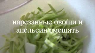 Очень простой салат из свеклы.