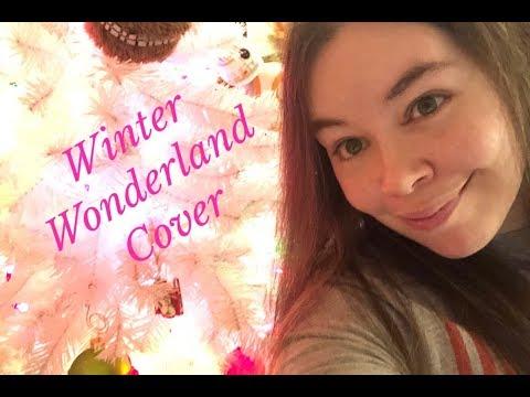 Winter Wonderland Amy Grant Cover - Nichole337