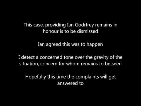 Jobcentre Corruption 2nd Compliance Visit 4th Call 24th April 2015 / Case to be dismissed