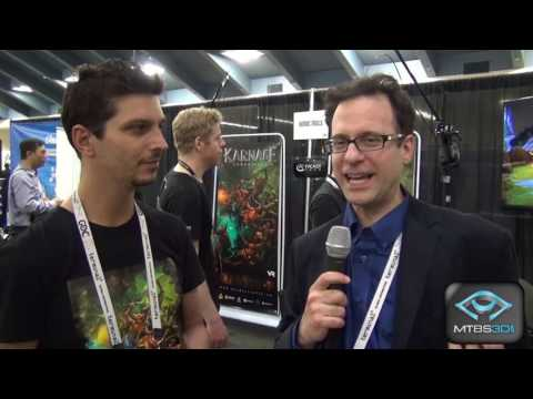 MTBS-TV: Interview With Nordic Trolls at GDC 2017
