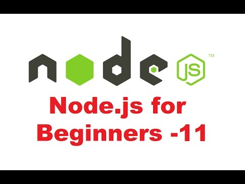 Node js Tutorial for Beginners 11 - Basics of Streams - Readable Stream