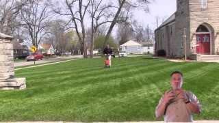How Fertilize Lawn