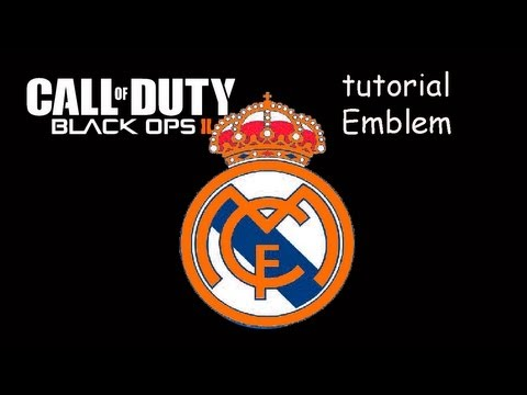 Emblem Real Madrid v1.0 | Black Ops 2 | By SergioLiveHD