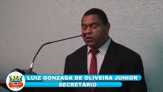 Vereador Luisinho pronunciamento 07 12 2017