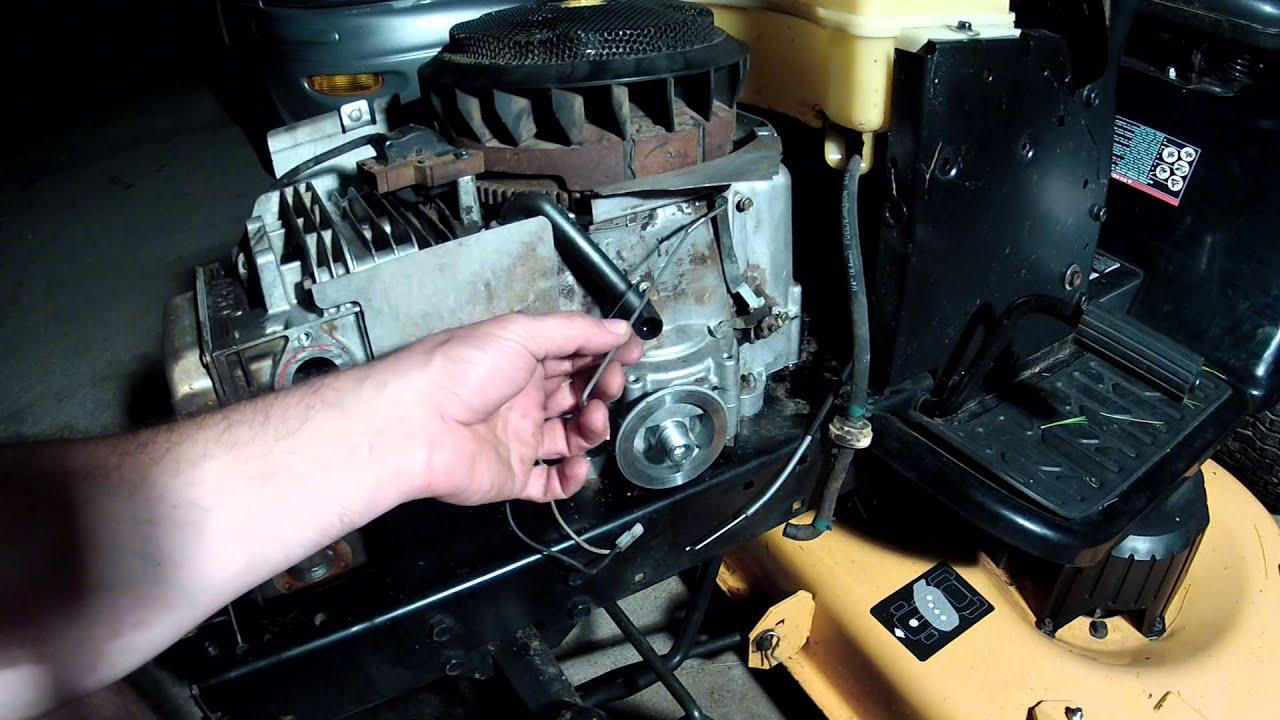 briggs stratton nikki carburetor diagram nissan 3 timing belt linkage - youtube
