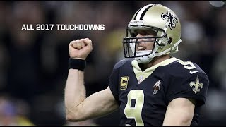 New Orleans Saints || All Touchdowns || Every Touchdown From The 2017-2018 Regular Season