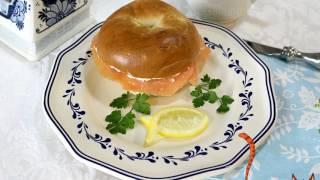 Как сделать рыбку из лимона. Идеальное украшение для жареной рыбы.