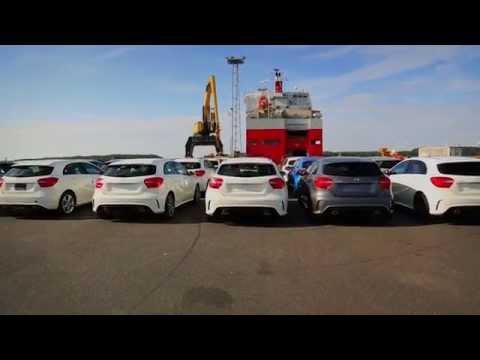 Port of Uusikaupunki video