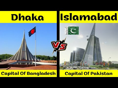 Dhaka Vs Islamabad | City Comparison | In-depth Cost of Living Comparison 2020