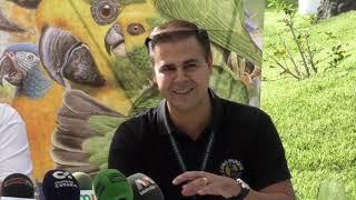 Presentación del IX Congreso Internacional de Papagayos
