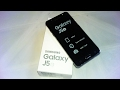 Samsung Galaxy J5 2016 Unboxing & First Impressions! [Black]
