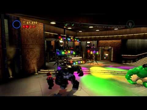 LEGO MARVEL Super Heroes - Tony Stark Cant Kill Venom Big 1080p