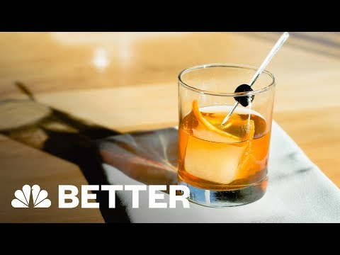 See How to Stop Your Glass From Sticking To Your Napkin!