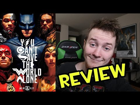 Justice League - Movie Review (spoilers)