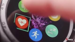 Smartwatch Cacgo K89 Con Cardiofrequenzimetro
