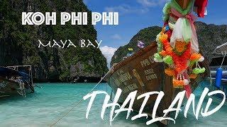 TRAVEL VLOG 1 : Thailand Phuket / Koh Phi Phi 4K