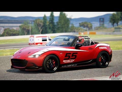 Mx5 @ Le Mans (Club Event)