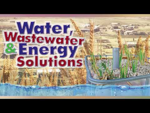 Water, Wastewater, and Energy Solutions for Bedouin, Palestinian, and Jordanian - Dr. Clive Lipchin