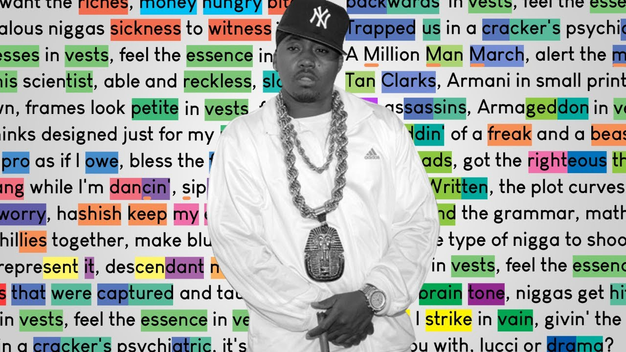 Nas - Suspect   Rhymes Highlighted