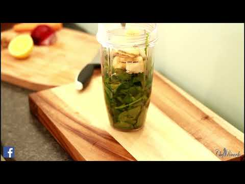 3 SMOOTHIES FOR  FAT BURNING SUMMER... Chef Ricardo Juice Bar