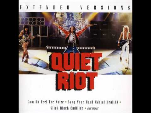 Quiet Riot - Let's Get Crazy (Live) mp3