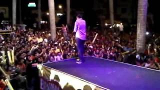 Tony Dize - Mi Vida - En Vivo @Carnaval Vegano Republica Dominicana 2010 [Live]