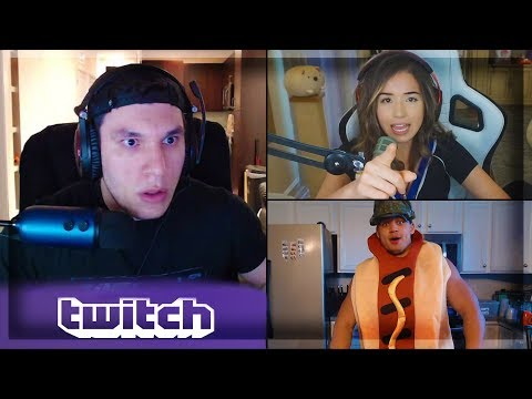 TrainwrecksTv Called Out | Pokimane Lashes Out on Viewers | LolTyler1 SquadW
