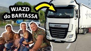 WJAZD na Ciężarówkę BARTASSa !!! - Jak Wyglada Praca Kierowcy ??? *jedziemy TIRem* (Vlog #210)