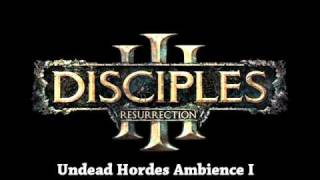 Discipes 3: Resurrection (Undead Hordes Ambience 1) OST
