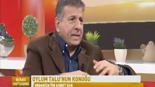 Haber Türk TV Burası Hafta Sonu Programı Ahmet San Midwood Projesini Anlattı 11022017