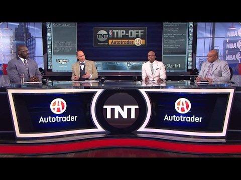 Inside the NBA: Bucks Versus Raptors Preview | NBA on TNT