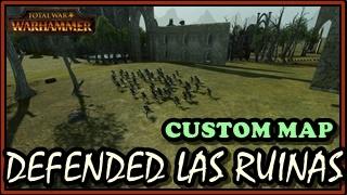 Montaraces En La Antigua Ciudad Del Paso CUSTOM MAP Total War Warhammer En Español