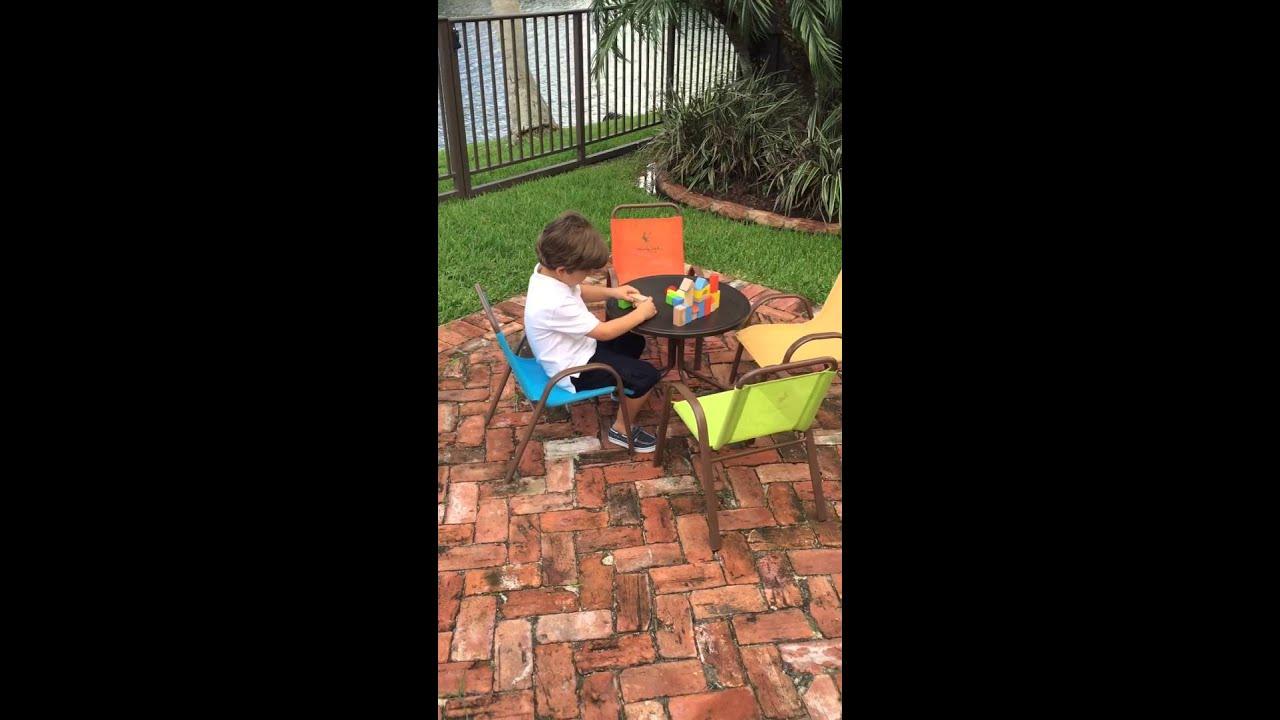 Panama Jack 5 PC Kids Patio Set