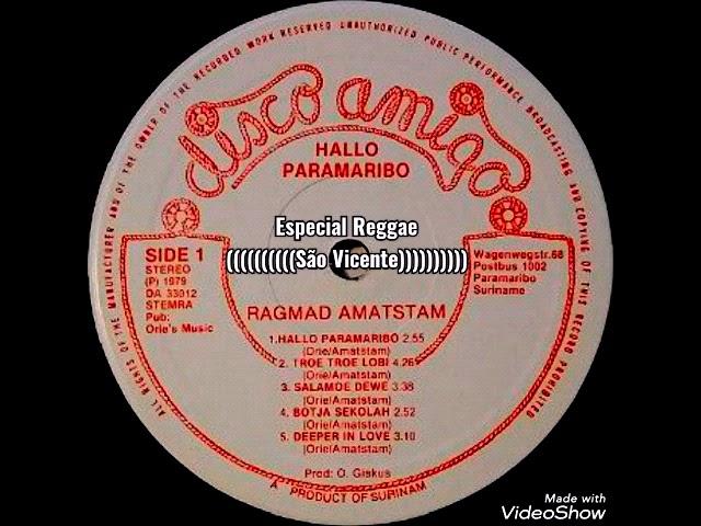 Ragmad Amatstam - Salamoe Dewé (1979) [DISCO AMIGO]