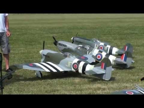 Warbird-Meeting 2012 in castrop-rauxel RC Flight ...