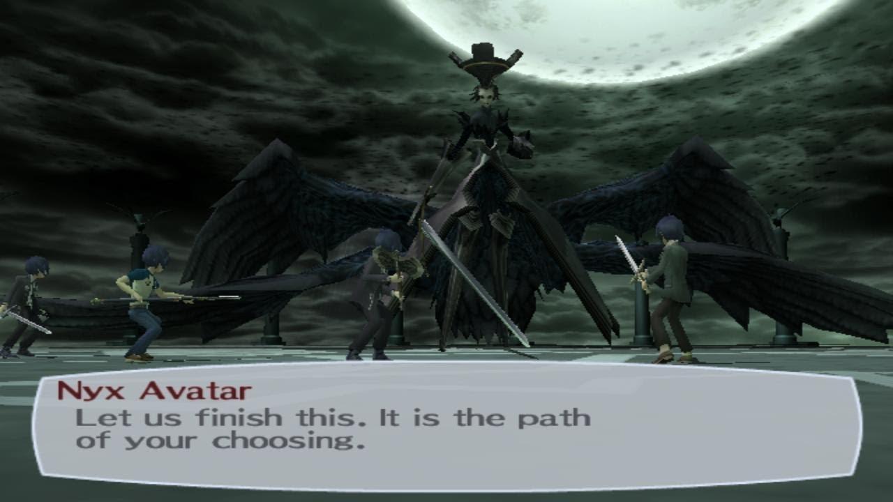 Team Minato VS Nyx Avatar Full Boss Battle